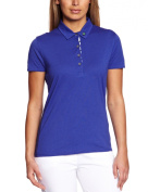 Lyle and Scott Green Eagle Women's KB115C35 Short Sleeve Polo