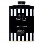 Yardley London Gentleman Deodorising Talc Talcum Powder For Men 100Gm