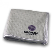 The Dermaflannel by Bravura London | Deep Exfoliating Cloth, Natural Way to Achieve the Effects of a Chemical Peel