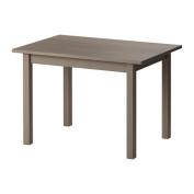 SUNDVIK - Children'S Table, Grey-Brown