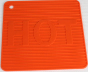 New Orange Silicone Trivets HOT