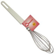 Metaltex 122128080 Egg Whisk 28 CM with Plastic Handle