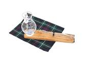Fantastic Darach Oak Whisky Dropper and Angel's Share Jug Gift Set