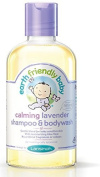 6 Pack of Earth Friendly Baby Lavender Shampoo - Ecocert 250 ML