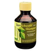 ATABA sulphur tar Shampoo 200 ml shampoo