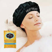 Heat-Treat! The Thermal Conditioning Hair Cap with 3 Treatments included PLUS Hask Argan Oil Intense Deep Conditioner 50ml