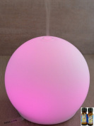 Mist fountain ultrasonic ZEN Aroma Diffuser with Colour Changing 15 cm