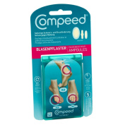 Compeed Blister Plaster, Mixed Pack of 5