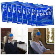 EyeBag Eye Bag Instant Dry Eye Relief Warm Medical Compress Blepharitis Treatment Disposable Eye Mask Air Activated
