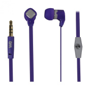 WE EP - 1086 Earphones-Purple-Purple,
