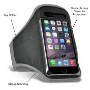 For iPhone 5 5S 5C Sports Running Gym Work Out Armband Jogging Case Strap Cover
