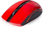 Rapoo 6940056109385 RF Wireless Mouse Red