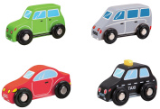 New Classic Toys Mini Car Set