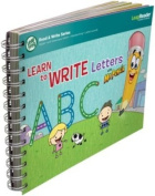 Amazing LeapFrog LeapReader Learn to Write with Letters Mr. Pencil --