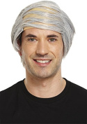 Comb Over Old Man Fancy Dress Wig