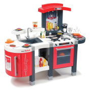 Children's Tefal Super Kitchen Play Set Imaginative Play 47 Accessories