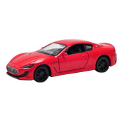 Display 1:32 Alloy Model Car Model Kit Maserati Toy Car,red