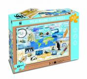 WWF Polar Regions Floor Puzzle