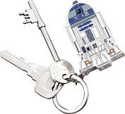 Star Wars R2-D2 Torch Keychain with Sound