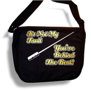 Conductor Behind Beat - Sheet Music Accessory Bag MusicaliTee