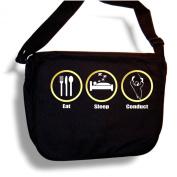Bandmaster Eat Sleep Conduct - Sheet Music Accessory Bag MusicaliTee