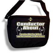 Conductor Forgive Me - Sheet Music Accessory Bag MusicaliTee