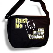 Conductor Trust Me Music Teacher - Sheet Music Accessory Bag MusicaliTee