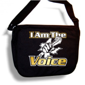Vocalist The Voice - Sheet Music Accessory Bag MusicaliTee