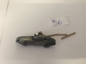 Datsun 240 Z 3D CAR Tack Tie Pin With Chain ref56