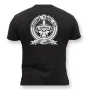 Dirty Ray Martial Arts MMA Fighter Academy men's short sleeve T-Shirt K14