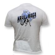 Dirty Ray Martial Arts MMA Krav Maga men's short sleeve T-Shirt K55