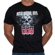 Dirty Ray Martial Arts MMA men's short sleeve T-Shirt K64