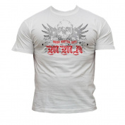 Dirty Ray Martial Arts MMA men's short sleeve T-Shirt KC4