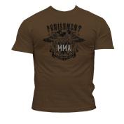 Dirty Ray Martial Arts MMA Punishment men's short sleeve T-Shirt K46