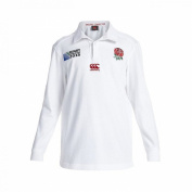 England RWC 2015 Kids Home Classic L/S Rugby Shirt