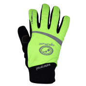 Optimum Men's Nitebrite Waterproof Winter Cycling Gloves