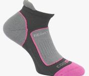Regatta 68% Coolmax Trainer Socks Ladies Running Padded Anti-Bac Womens Wicking