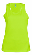 Womens Quick Dry Breathable Sports Running Jogging Fitness Vest