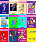 Dear Dumb Diary Collection of 11 Brand New Books by Jamie Kelly