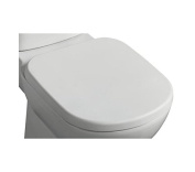 Ideal Standard T679301 Kheops Soft Close Toilet Seat White