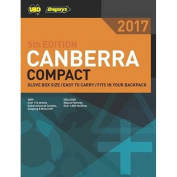 Canberra Compact Street Directory 2017 5th ed