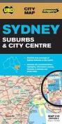 Sydney Suburbs & City Centre Map 218 8th ed