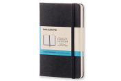 Moleskine Classic Notebook, Pocket, Dotted, Black, Hard Cover