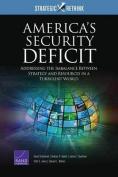 America's Security Deficit