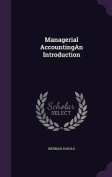 Managerial Accountingan Introduction