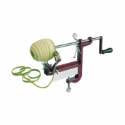 apple peeler w/clamp base