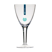 Kitchen Craft Coolmovers Polycarbonate Wine Glasses, Large, 420 ml Pack of 6