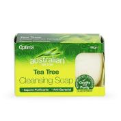 THREE PACKS of Australian tea tree Cleansing Soap 90g