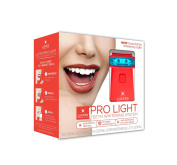 Lustre Pro Light Teeth Whitening System with Whitening Solution/Gel