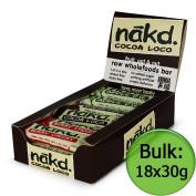 Nakd Bar Selection Pack 18x30g